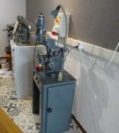 Aciera F1 miling machine