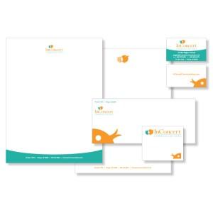 marketing company identity business system