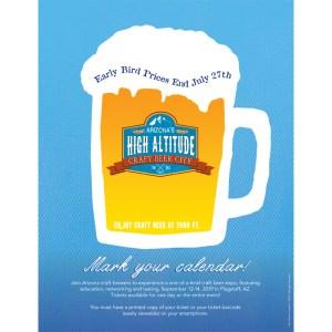Beer Tasting Event advertising