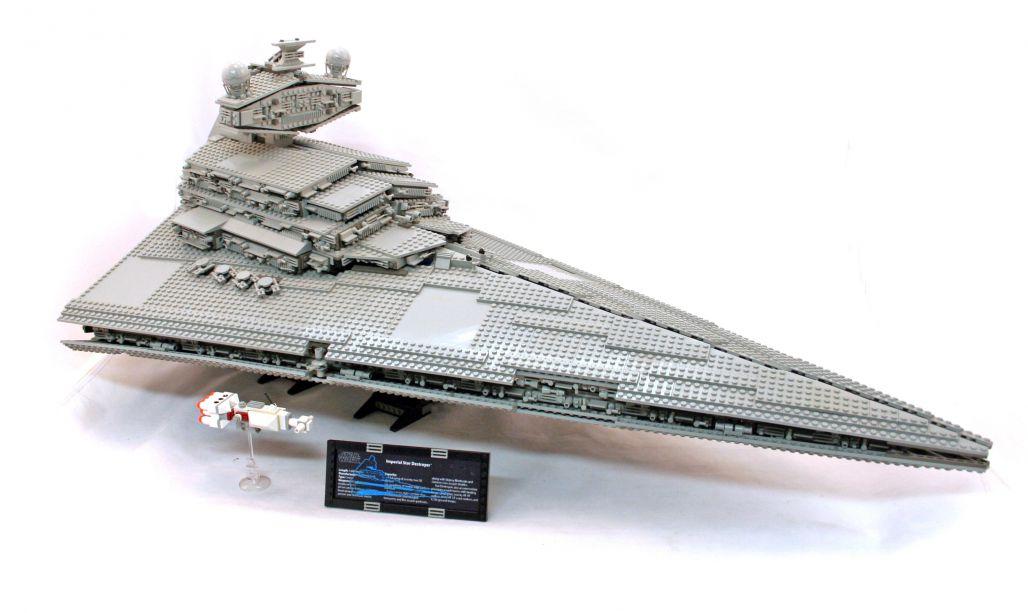Lego Star Wars Set 10030 Imperial Star Destroyer