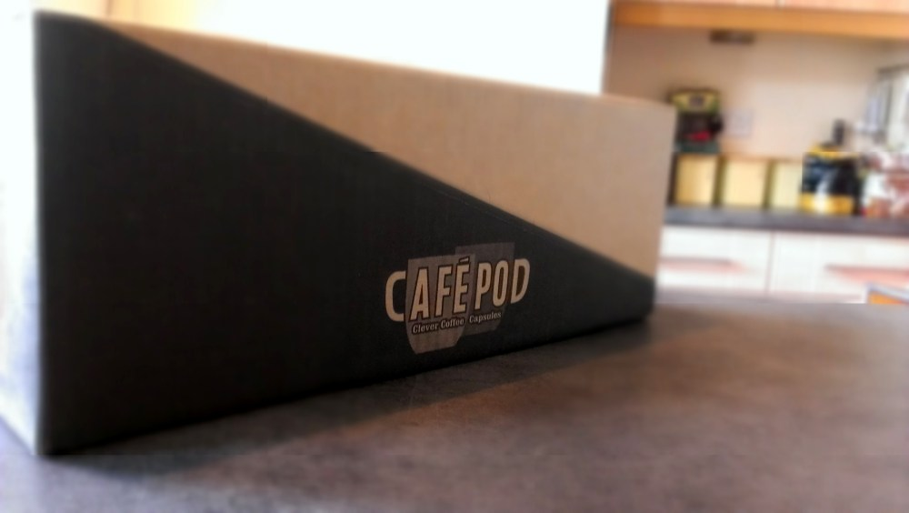 CafePod – Review (1/4)
