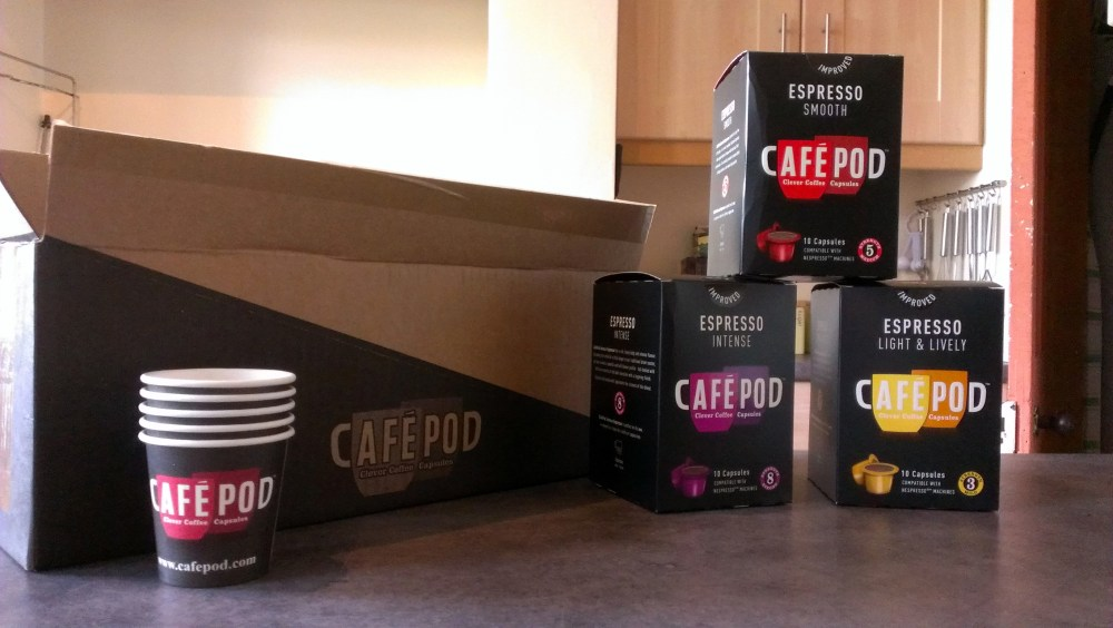 CafePod – Review (2/4)