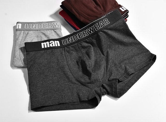 Men's Stylish Cotton Underwear