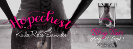 Hopechesst - Tour Banner