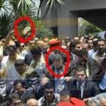 قذف هشام قنديل بالأحذية بعد خروجه من مسجد آل رشدان