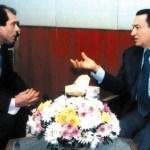 حسني مبارك عن التوريث: التاريخ لن يرحمني إذا فعلت ذلك
