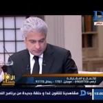 الإعلامي وائل الإبراشي يبكي أثناء مقابلته الطفل الذي أبكى العديد من الناس
