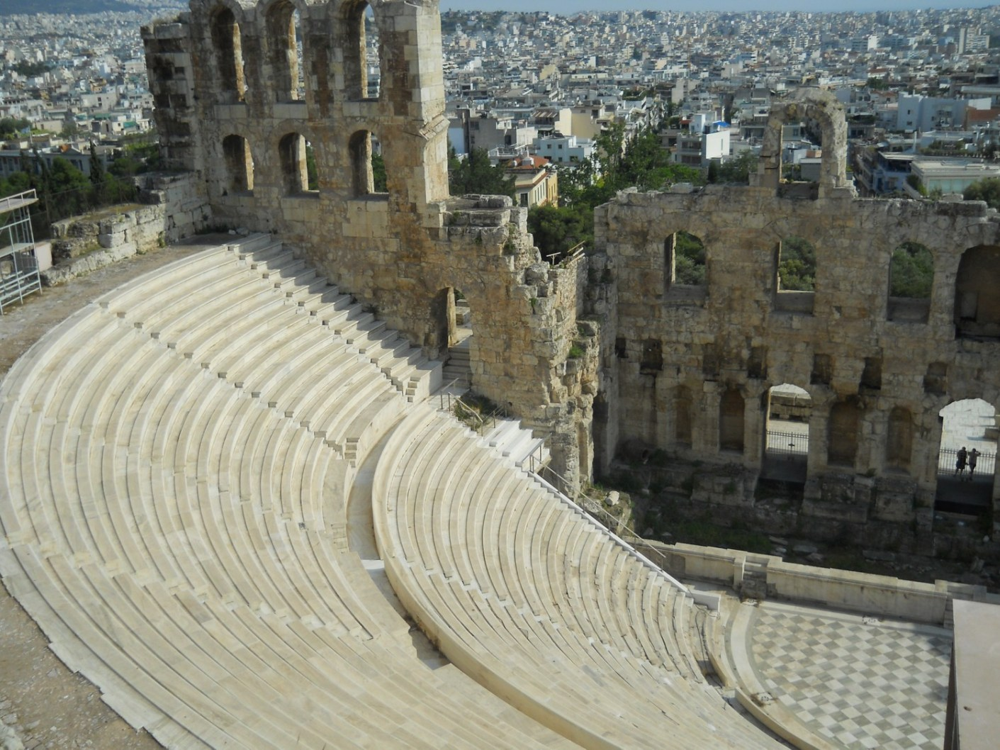 The Theatre of Dionysus: Think Big |