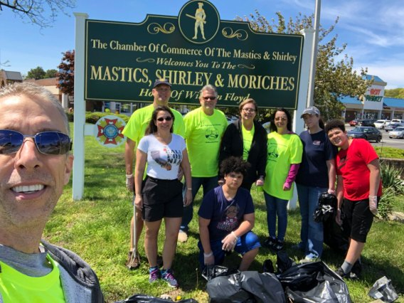 BRNSC - Great Brookhaven Cleanup 2019 - 2