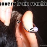 Recovery from coated jewelry
