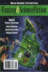Fantasy and Science Fiction: 'Kiosk' by Bruce Sterling | Beyond the Beyond | WIRED