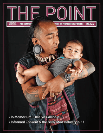The Point issue 69 cover
