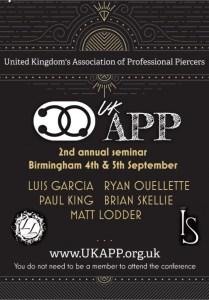 seminars   UKAPP 2017