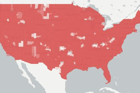 Map Of Verizon Wireless Coverage K Pictures K Pictures Full - Verizon coverage map michigan