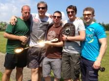 Ballyearl Winners!