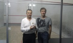 2013 - July Dalgety Bay Divisin 1 Runner Up Alan Jones
