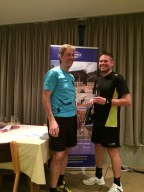 Marc Cormack - Championship Runner Up