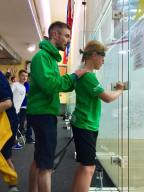 Coach Phil McWilliams 'inspiring the players'