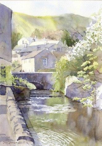 Early spring, Castleton