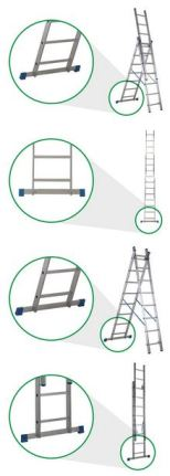 Mac Allister ladders