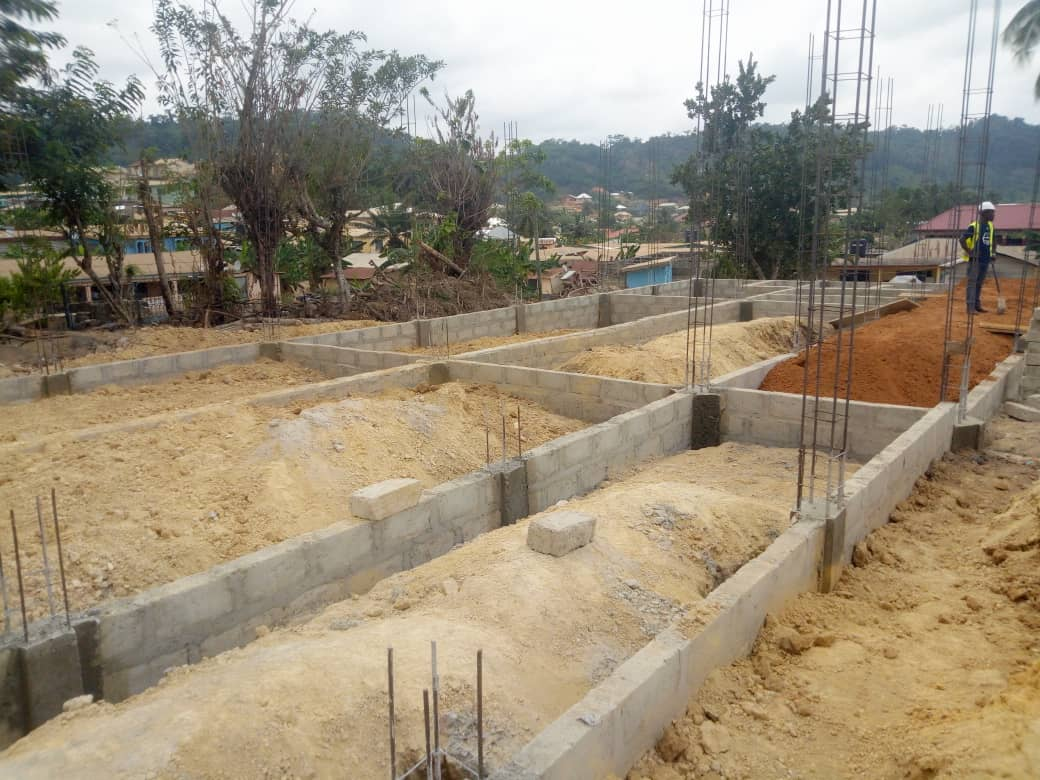 Prestea Huni-Valley Municipal Assembly Commences Construction Of 1NO. 2 Storey ICT Centre