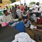 Banko community recieves free health screening from US based Ghanaian medical practitioner