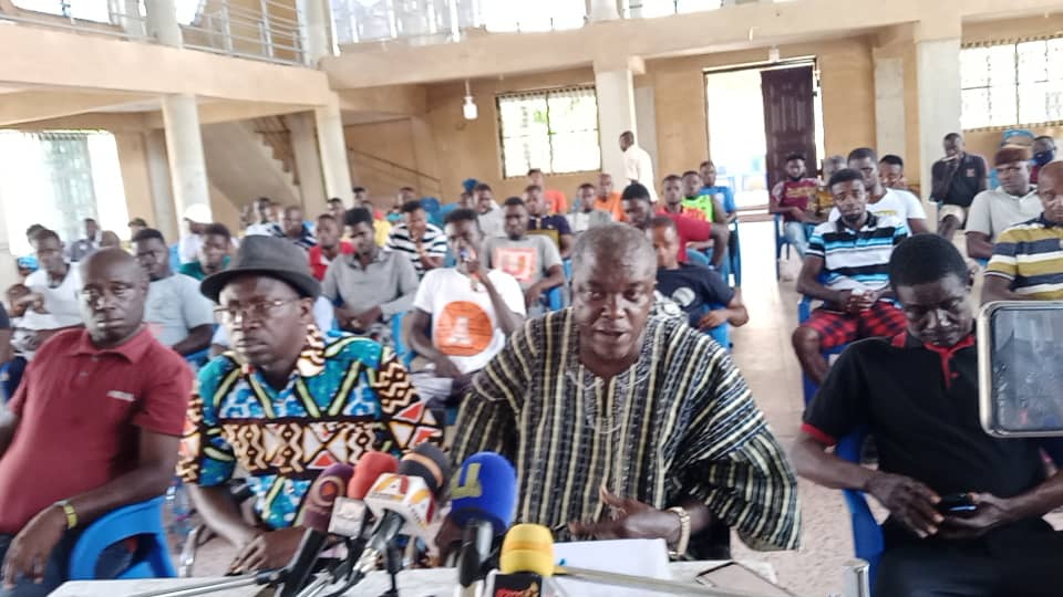 Small Scale Miners Association Poised To Partner Government To Fight Against 'Galamsey'