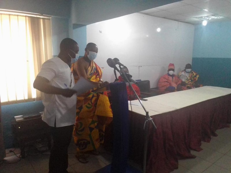 Akwaanor Royal Family cautions public against purchase of land from unauthorised persons