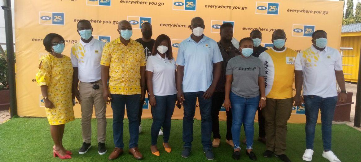 "MTN launches ""Ashantifest"" 2021 In Kumasi"