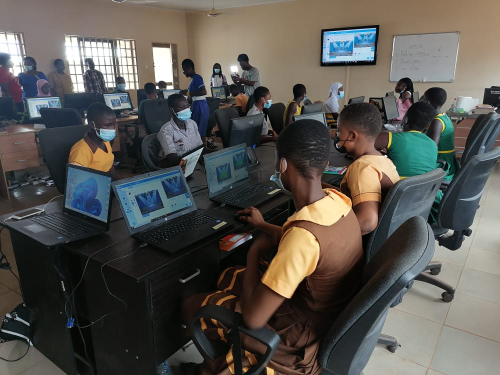 MTN Ghana Provides GHC10M To Empower And Expand Girls In ICT Project