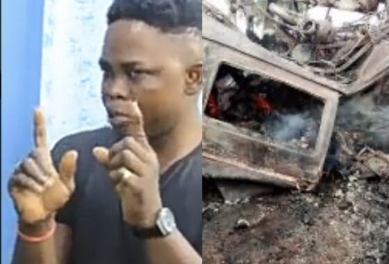 The Seer Who Predicted Kintampo Road Accident Drops Another Bloody Prophecy -WATCH VIDEO