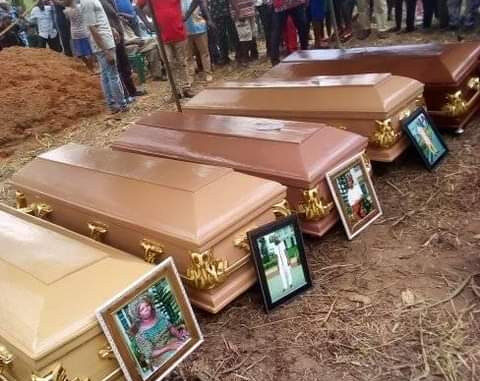 Five Family Members DIED in Fatal Motor Accident on The Way to Their Neighbor's Funeral -PHOTOS