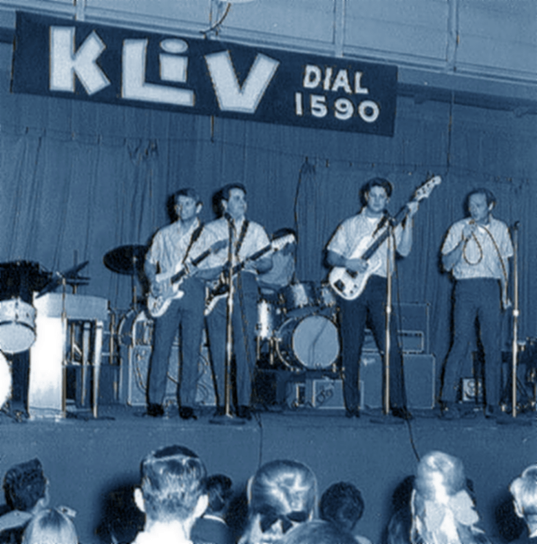 Beach Boys KLIV Concert Photo
