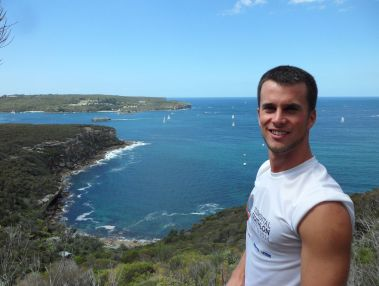 Spit to Manly Coastal Walk - such an amazing view !!