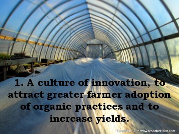 Innovative farmers