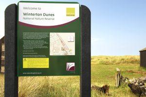 Winterton Dunes © Julian Claxton