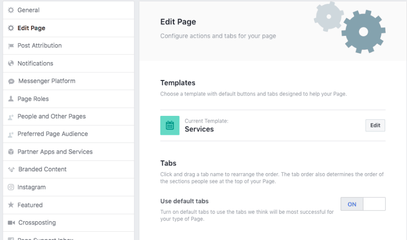how to get the Reviews tab to show up on your Facebook Page: