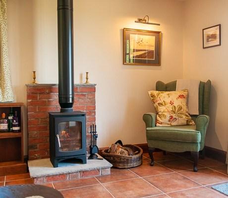 Fern Lodge Interior