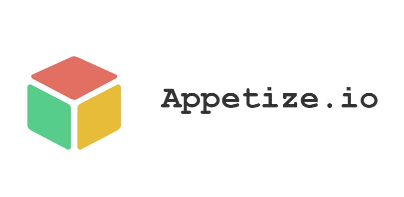 Appetize. Io emulator for pc