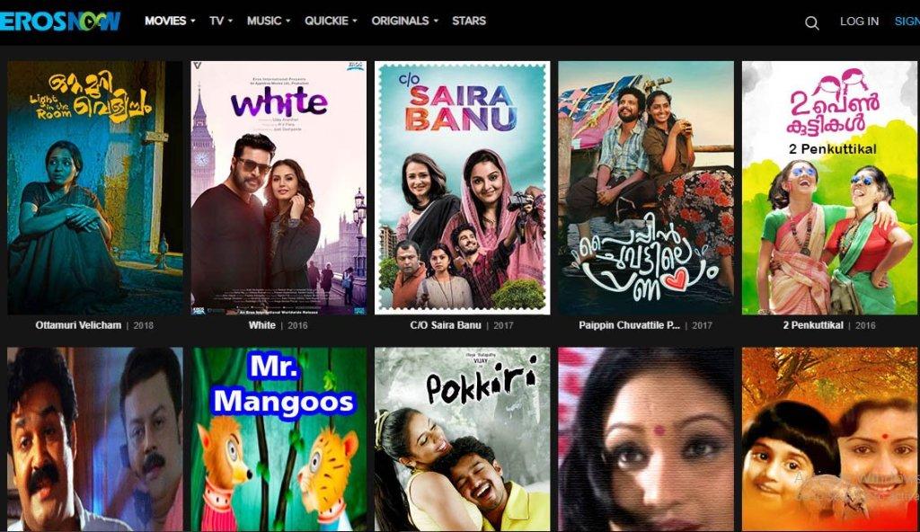 New Malayalam Movies Site
