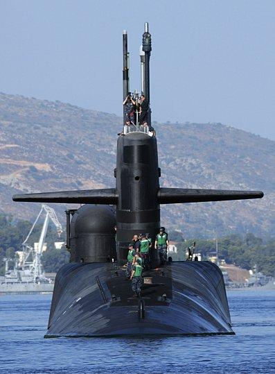 USS Georgia (SSGN 729) (U.S. Navy photo)