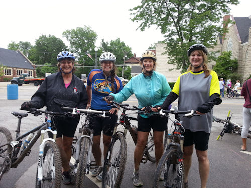 Wimpy 20 mile riders