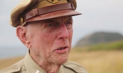 Capt. Jerry Yellin flew the final combat mission in World War II.  (DOD)