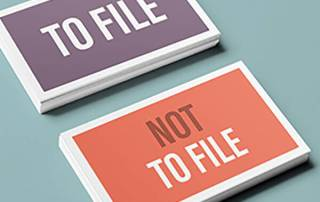 A Home Insurance Claim-To File Or Not To File