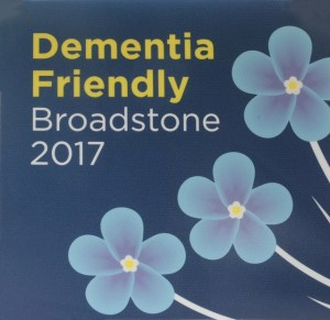 Dementia Friendly Broadstone 2017