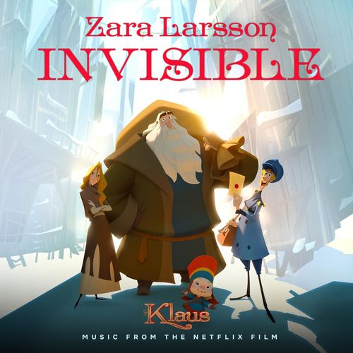 Zara Larsson – Invisible