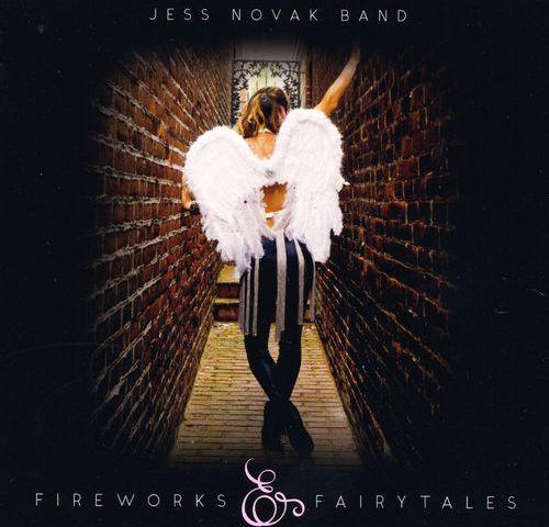 The Jess Novak Band – Treat Me Right