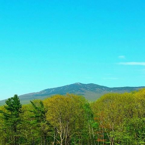 Wonderful views of MT. Monadnock.