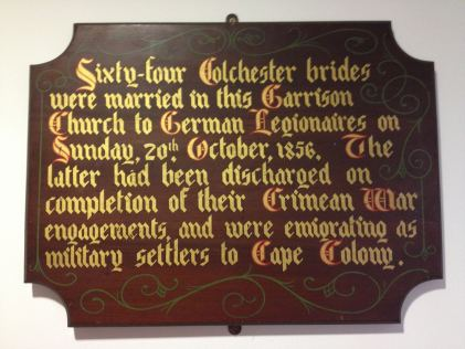 The Commemoration Plaque