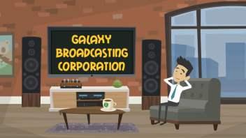 Galaxy Broadcasting Corporation - Vimeo thumbnail